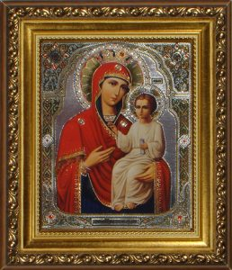 Икона Богородицы «Избавительница»