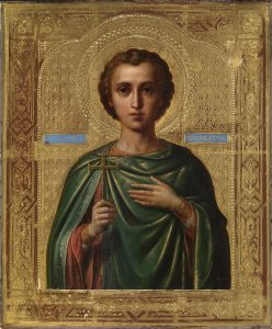 Мученик Вонифатий Тарсийский