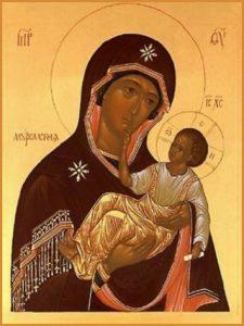 Икона Богородицы Муромская