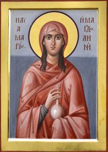 Равноапостольная Мария Магдалина, мироносица