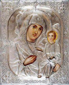 Икона Богородицы Любечская