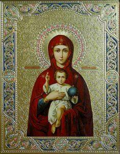 Икона Богородицы «Валаамская»