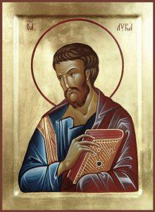 Апостол от 70-ти Лука́ Евангелист
