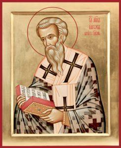 Апостол от 70-ти Иаков, брат Господень по плоти, Иерусалимский
