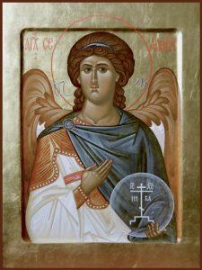 Селафиил, Архангел