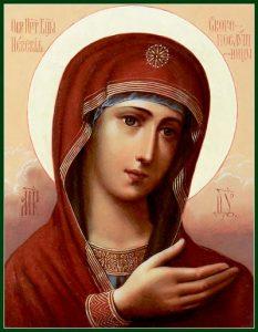 Икона Богородицы «Скоропослушница»