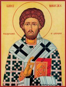 Святитель Вонифатий Милостивый