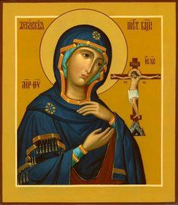 Икона Богородицы Ахтырская