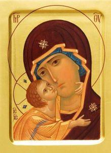 Икона Богородицы Игоревская