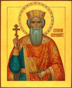 Равноапостольный Владимир, великий князь