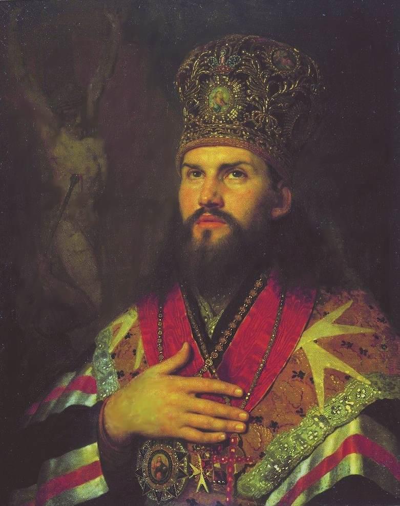 митрополит Михаил (Десницкий)