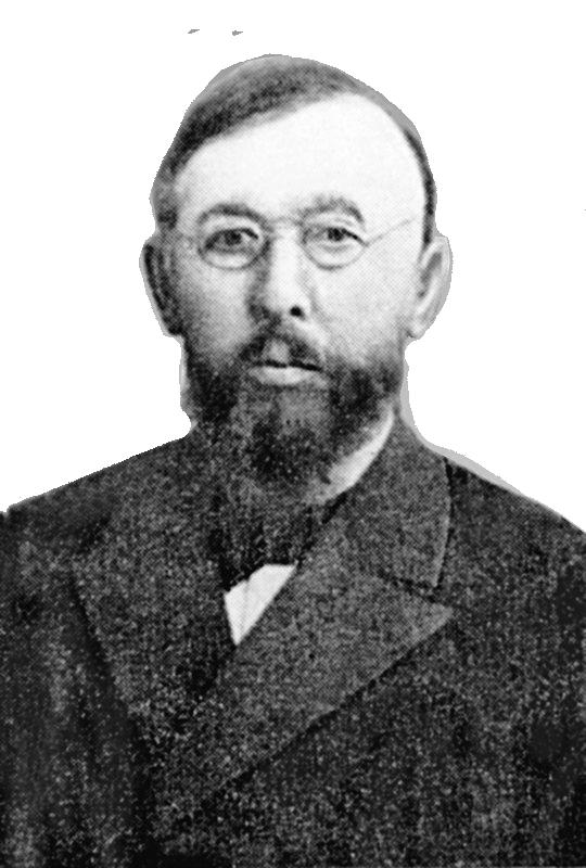 профессор Фёдор Герасимович Елеонский