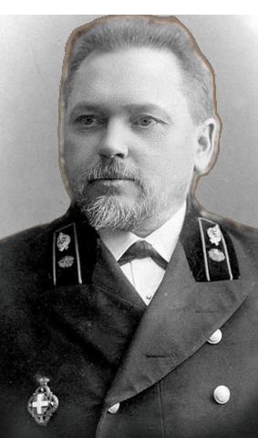 профессор Иван Михайлович Покровский