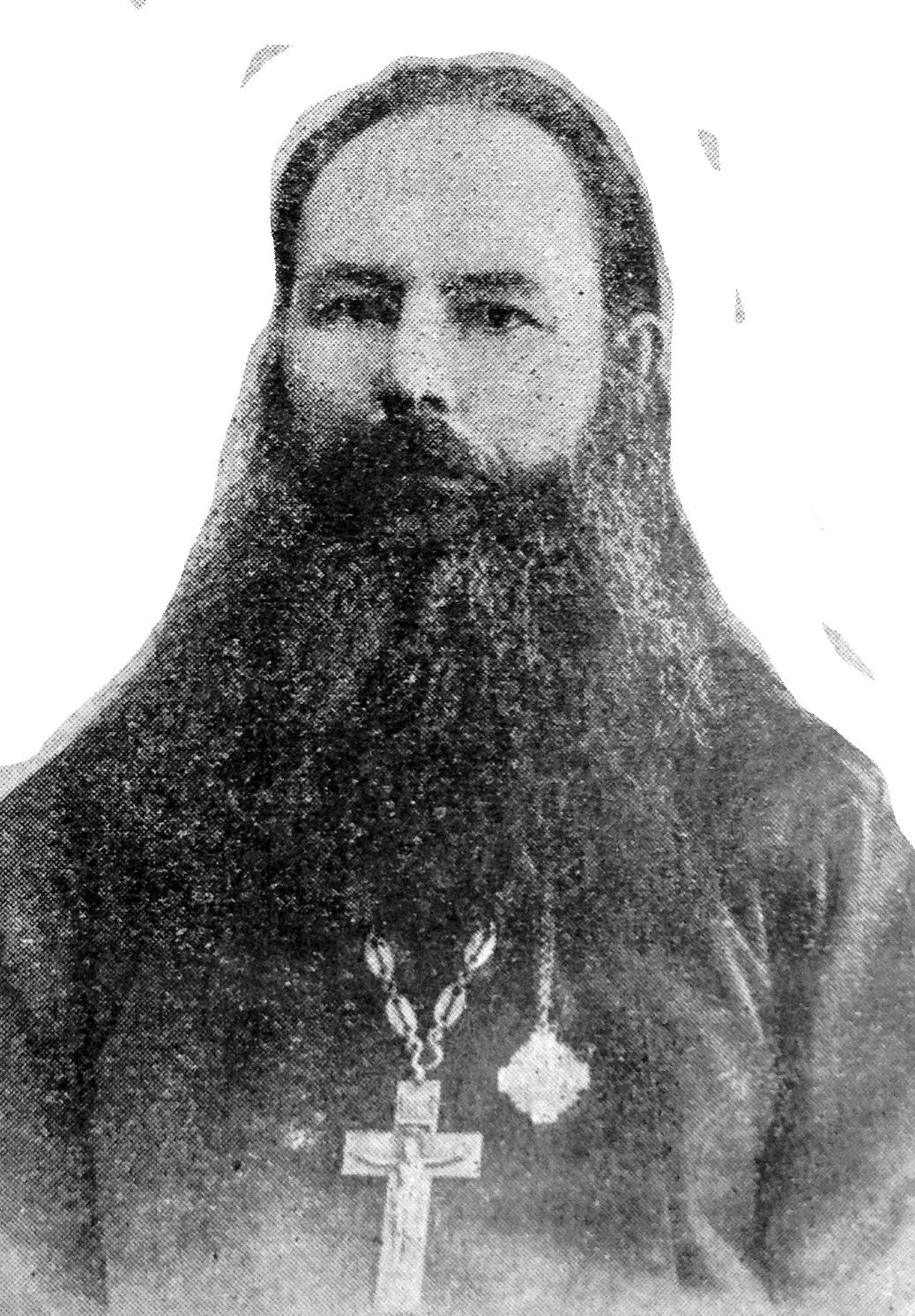 протоиерей Василий Жмакин