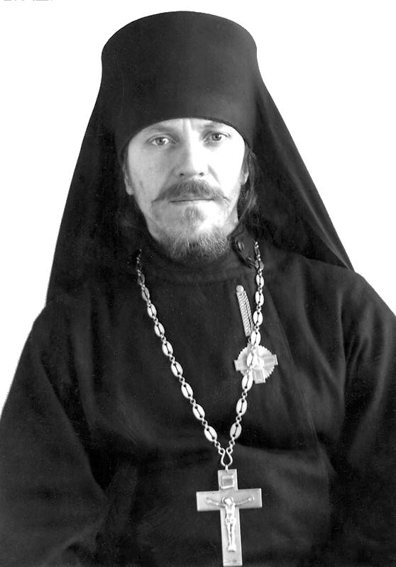 схиархимандрит Пантелеймон (Агриков)