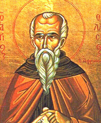 преподобный Фалассий Ливийский
