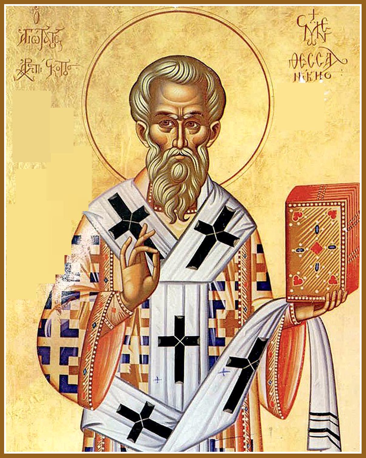 святитель Симеон Солунский