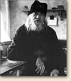 преподобный старец Иоанн Валаамский (Алексеев), схиигумен