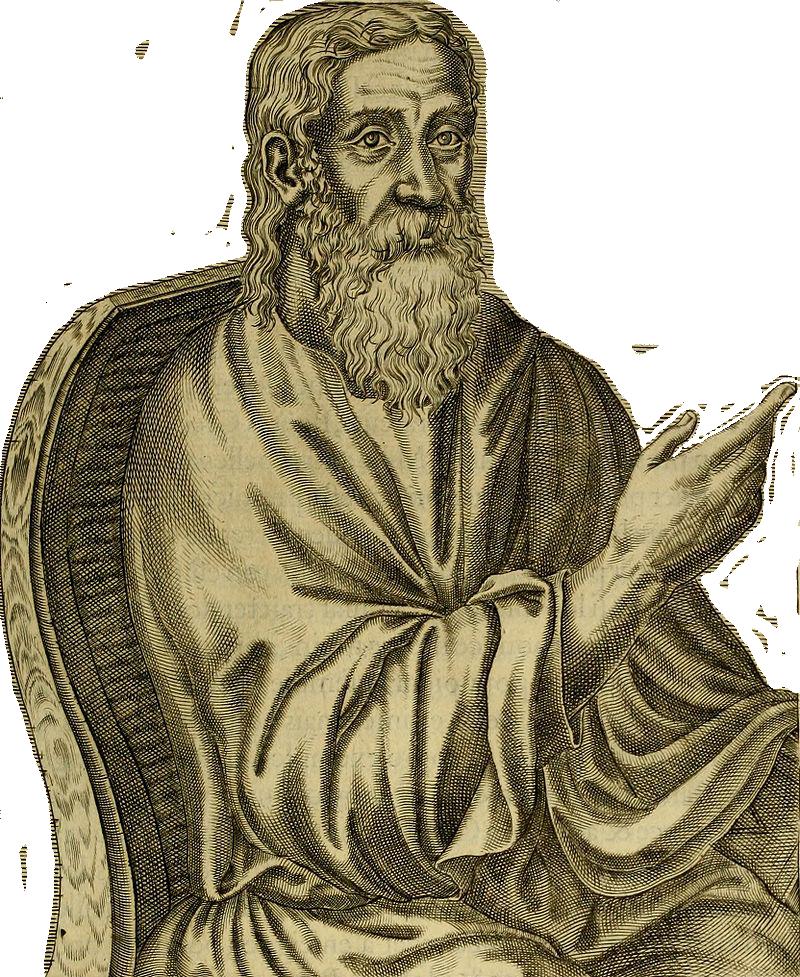 пресвитер Климент Александрийский