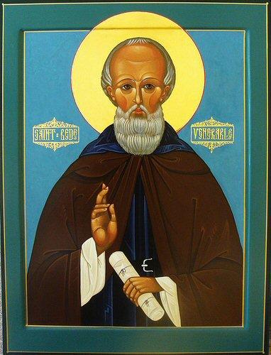 святой Беда Достопочтенный