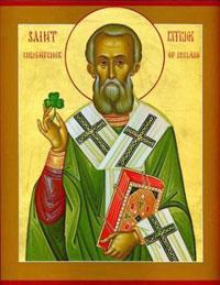 святой Патрик Ирландский