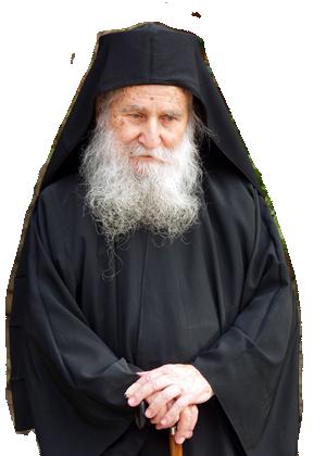 схимонах Иосиф Ватопедский