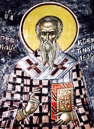 святитель Прокл, патриарх Константинопольский