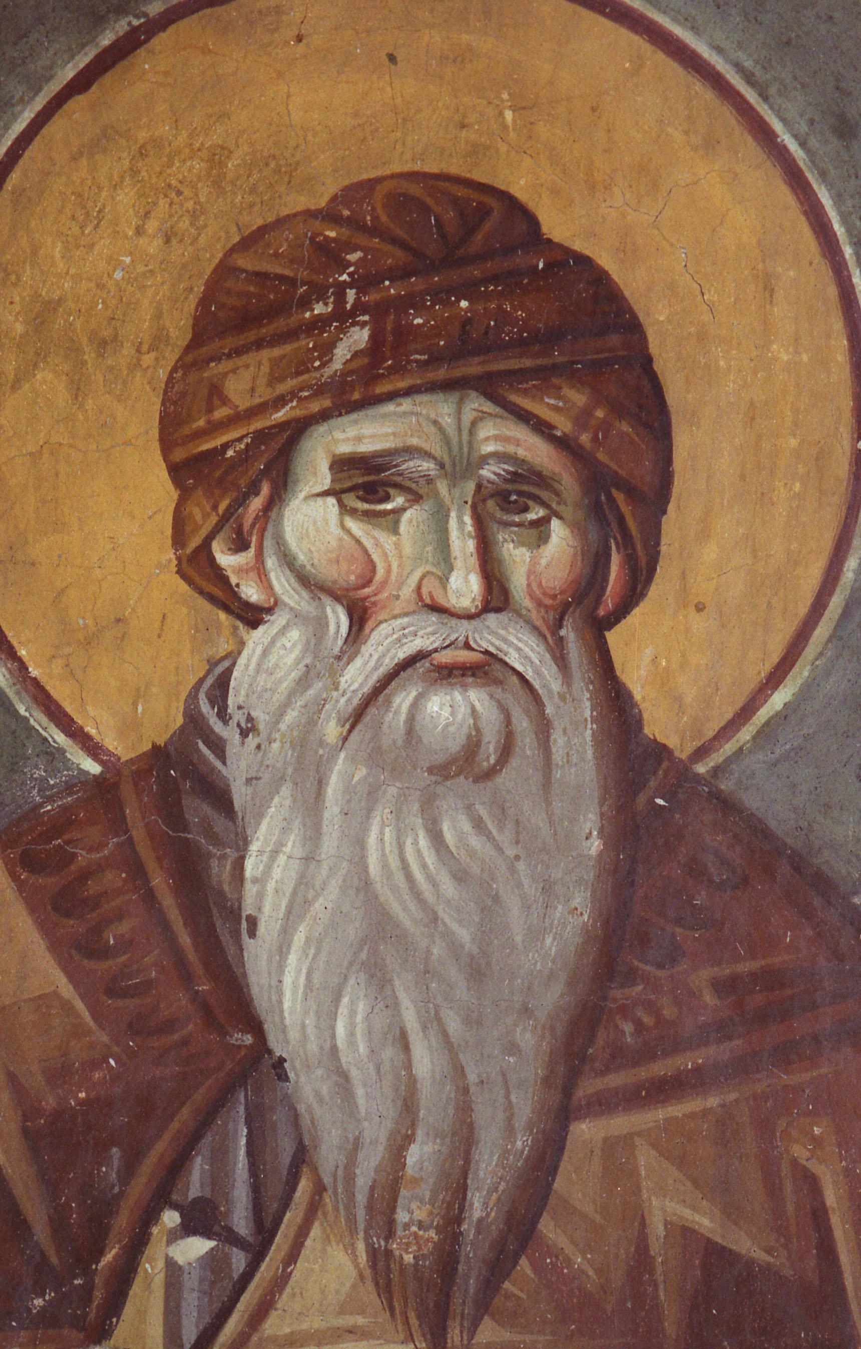 преподобный Косма Маиумский