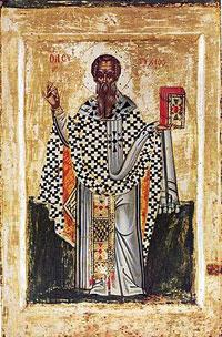 святитель Евтихий, патриарх Константинопольский