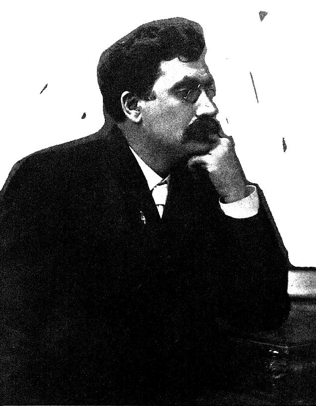 Михаил Егорович Красножен