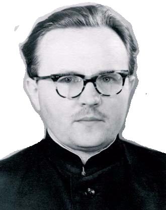 протодиакон Сергий Голубцов