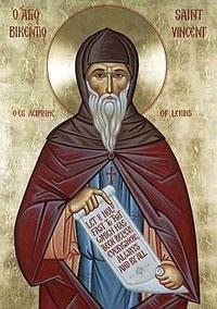 преподобный Викентий Лиринский