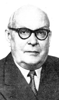 профессор Борис Иванович Сове