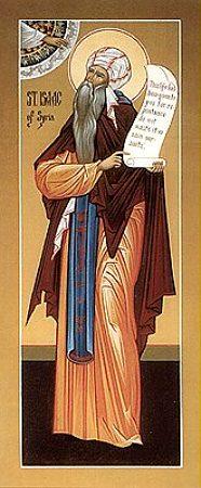 преподобный Исаак Сирин Ниневийский
