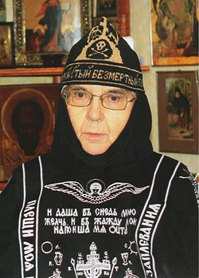 монахиня Варвара (Пыльнева)