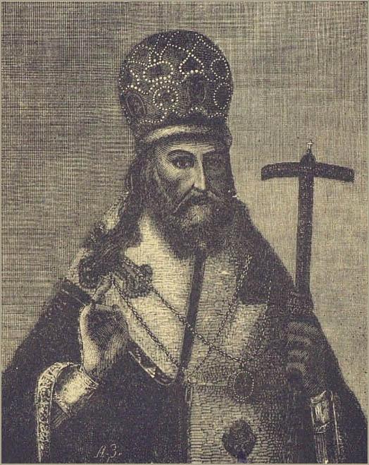 священномученик Арсений (Мацеевич)