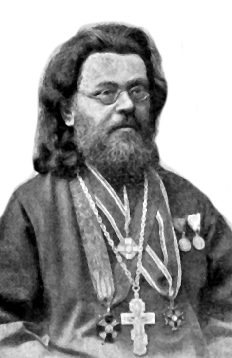 протоиерей Михаил Хитров