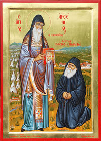 преподобный Арсений Каппадокийский