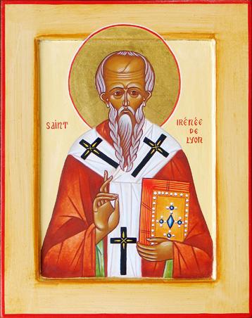 cвященномученик Ириней Лионский