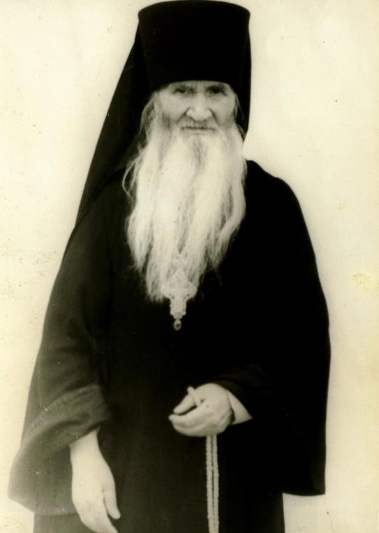 преподобноисповедник Севастиан Карагандинский (Фомин)
