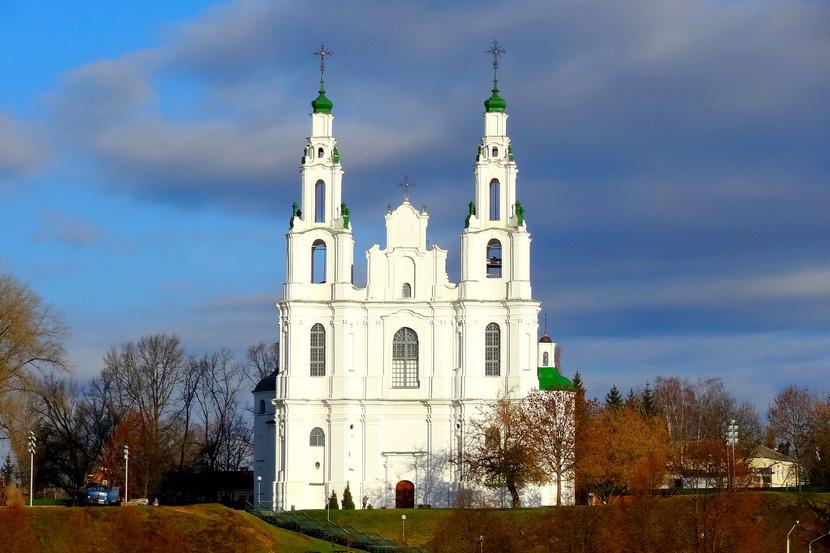 Картинка софийский собор полоцк