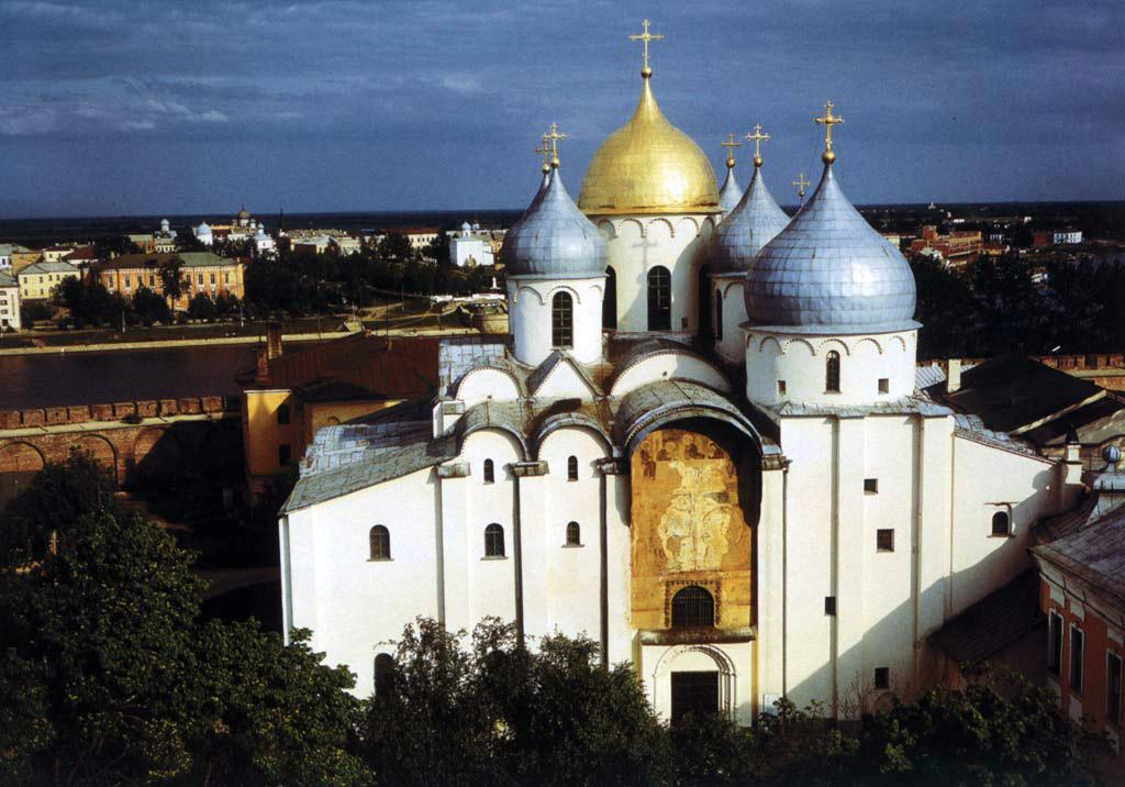 софийский собор в новгороде великом фото свою