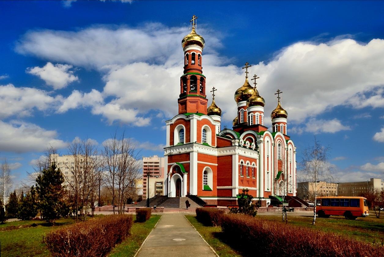 Картинки церкви в омске
