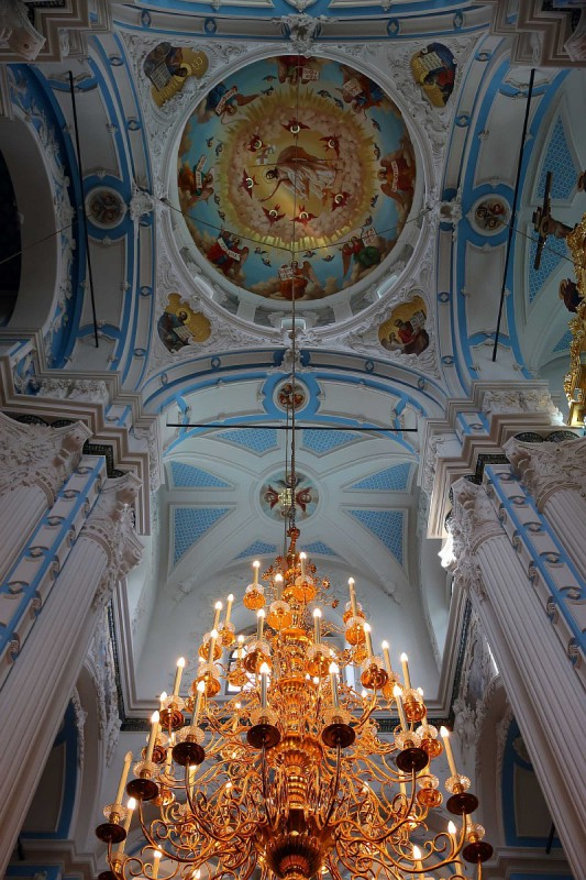 Экскурсия в новый иерусалим