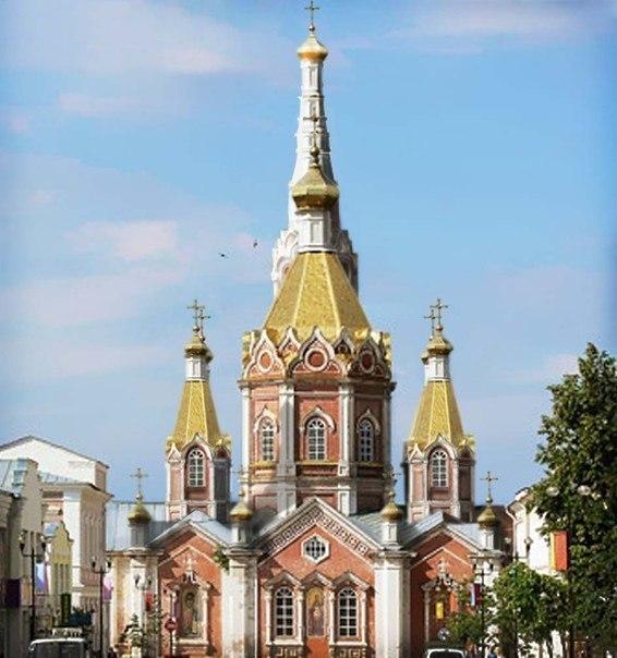 собор в касимове фото больница построена виде