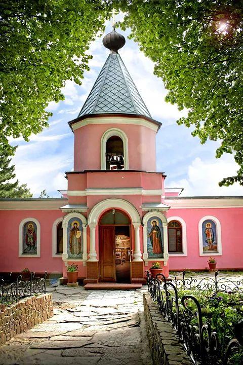 Крым топловский монастырь фото