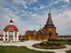 Самарская область (монастыри), Заволжский Свято-Ильинский женский монастырь