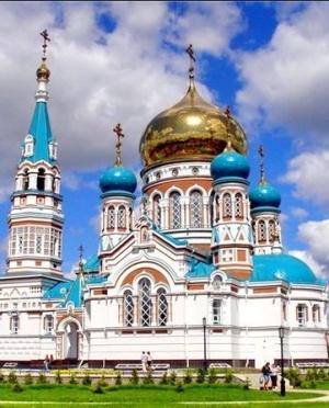 Успенский собор омск адрес