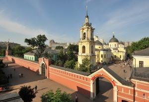 Покровский_монастырь_Москва