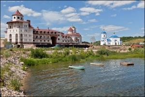 Самарская область (монастыри), Монастырь Винновка